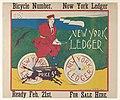 New York Ledger- Bicycle Number MET DP835604.jpg