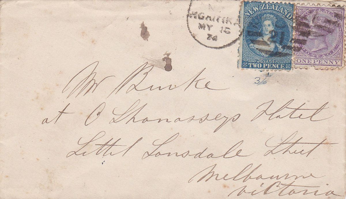 postage stamps and postal history of new zealand wikipedia