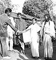 New church members, Nareshgarh, Bihar, India, 1967 (16379265143).jpg