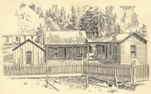 Nicholas C. Creede - Creede cottage in Creede, CO