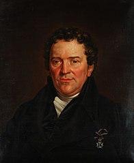 Portret van Dr. Cornelis Dalen