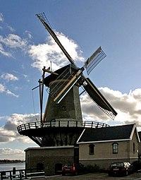 Nieuwerkerk aan den IJssel - Windlust vanaf de dijk.jpg