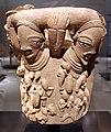 Nigeria, nok, personaggio in bassorilievo, VI sec. ac.-VI dc ca. 01.JPG