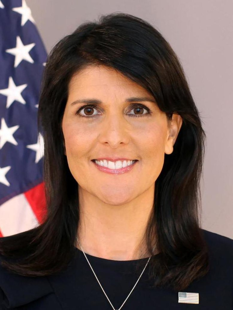 Nikki Haley official photo (cropped)