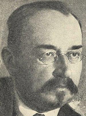 Nikolai Aleksandrovich Rozhkov - Nikolai Rozhkov
