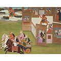 Nikumbha kidnaps Princess Bhanumati.jpg