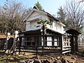 Nirasaki Folk Museum. the old Ono house. Storehouses.B.JPG