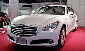 Nissan Cima Y34