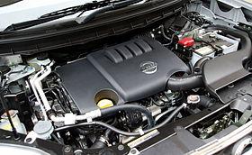 Nissan M9R Engine