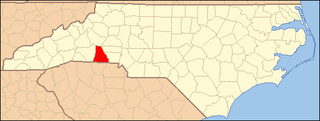 National Register of Historic Places listings in Cleveland County, North Carolina Wikimedia list article