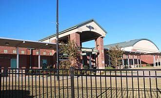 North Paulding High School - Image: North Paulding HS October 2016