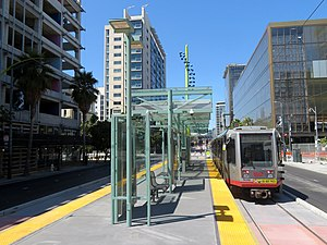 UCSF/Chase Center station - Wikipedia