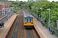 Northern Rail Class 142, 142027, Bredbury railway station (geograph 4512684).jpg