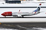 Norwegian, EI-FVM, Boeing 737-8JP (40595814522).jpg