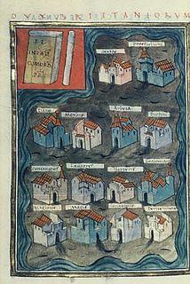 Dux Britanniarum Commanding Leader in Roman Britain