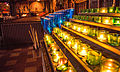 Notre-Dame Basilica of Montreal Candles (23533296865).jpg