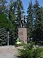 Nova Kahovka Monument of T.Shevchenko (YDS 3118).jpg