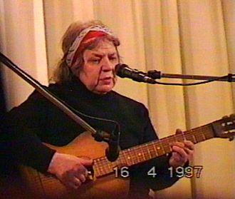 Bard (Soviet Union) - Russian bard Novella Matveyeva