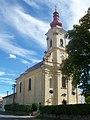 Ožďany - Rímskokatolícky kostol sv. Michala.jpg