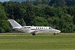 OE-FXM, Cessna 525A CitationJet CJ2 - SPG Speedwings Executive Jet (19053051236).jpg