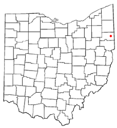 Youngstown – Mappa