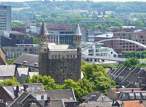 Basilica of Our Lady, Maastricht - Image: OLV 01
