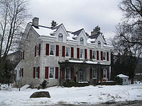 Oak Hall Historic District - Irvin Mansion.JPG