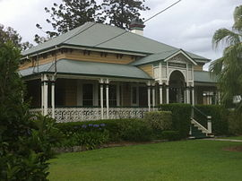 Oakleigh House, 17 Murray St, Wilston, Brisbane, Queensland, Australia.jpg