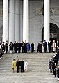 Obamas and Bushes leave US Capitol 1-20-09 hires 090120-N-0696M-351a.jpg