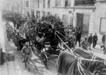 Obsèques de (Eugène) Gilbert (aviateur, 20 mai 1918 à Versailles) - (photographie de presse) - (Agence Rol).png