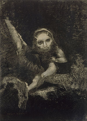 Odilon Redon - Image: Odilon Redon Caliban Google Art Project