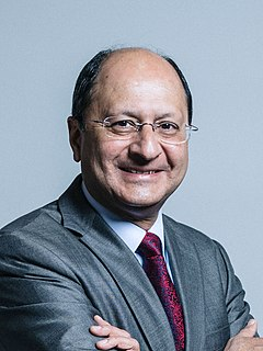 Shailesh Vara British politician