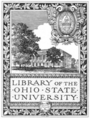 Ohio State University bookplate.png