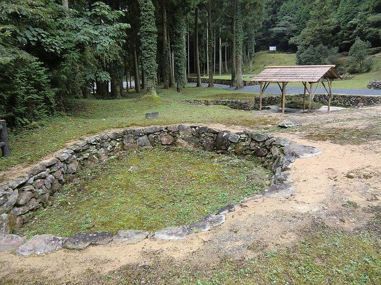Ohitayama-tatara Iron Works 06 Iron pond