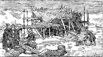 Battle of the Helgeå - Olav den helliges saga GM15