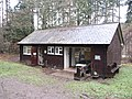 Old Forest Office at Eggesford - January 2012 - panoramio.jpg