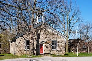 Jordan, Ontario - Old Jordan School House