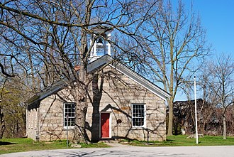 Jordan, Ontario - Old Jordan School House