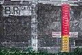 Old Railway and New PWD Water Level Indicator Under Hardinge Bridge (15906812448).jpg