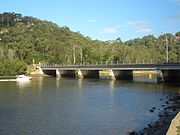 Old Woronora Bridge
