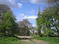 Old boundary posts Umberslade Park - geograph.org.uk - 1265167.jpg