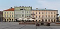 Old town market in Piotrkow - north side 01.JPG