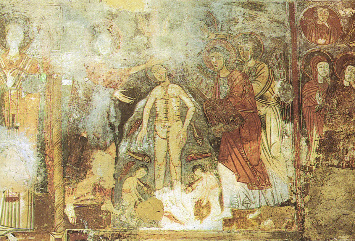 Pittura Longobarda Wikipedia