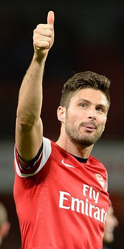Image illustrative de l'article Olivier Giroud