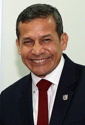 Ollanta Humala - Image: Ollanta Humala 2014