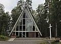 Olli Kuusi - Rautalammin siunauskappeli - 1956 - Kuopiontie 15, Rautalammin kk - Rautalampi - 2.jpg