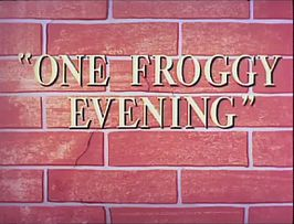 One Froggy Evening.jpg