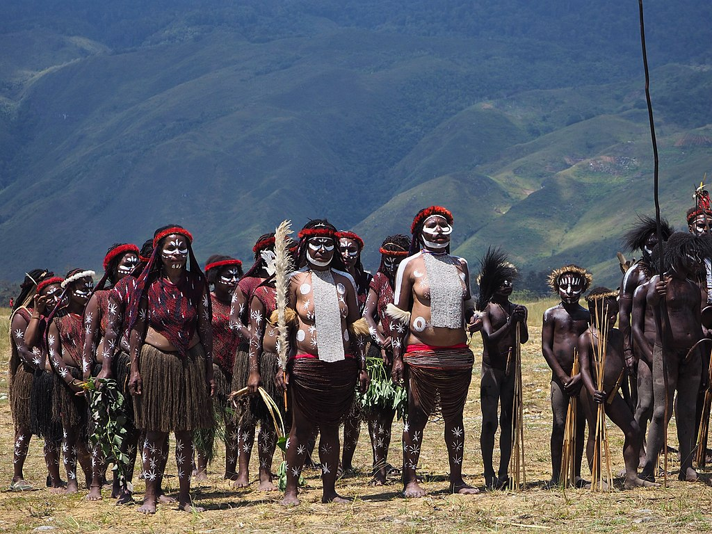 Opening Ceremony of Baliem Valley Festival 2018