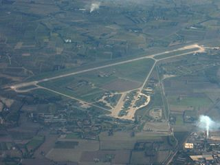 Orange-Caritat Air Base French Air Force base near Orange, Vaucluse, France