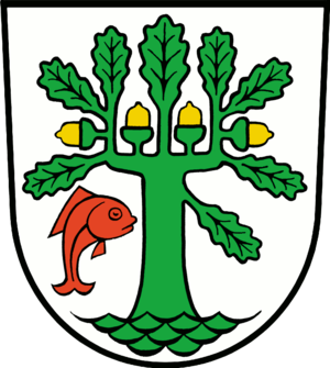 Oranienburg - Image: Oranienburg Wappen